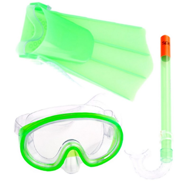 SPEEDO Kids Mask/Snorkel/Fin Set 7530335